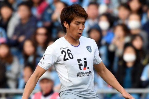 福岡DF田村友、山形へ完全移籍…開幕前に浦和から復帰も、今季出場は3試合