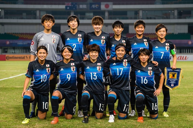 U-20女子日本代表