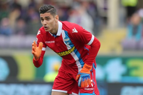 ●ナポリに痛手、新加入GKメレトが左腕を骨折…最低でも2カ月離脱へ