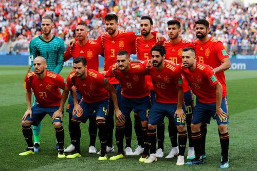 ●敗退スペイン、120分でパス1114本…ロシアの約5倍、成功率は90%超