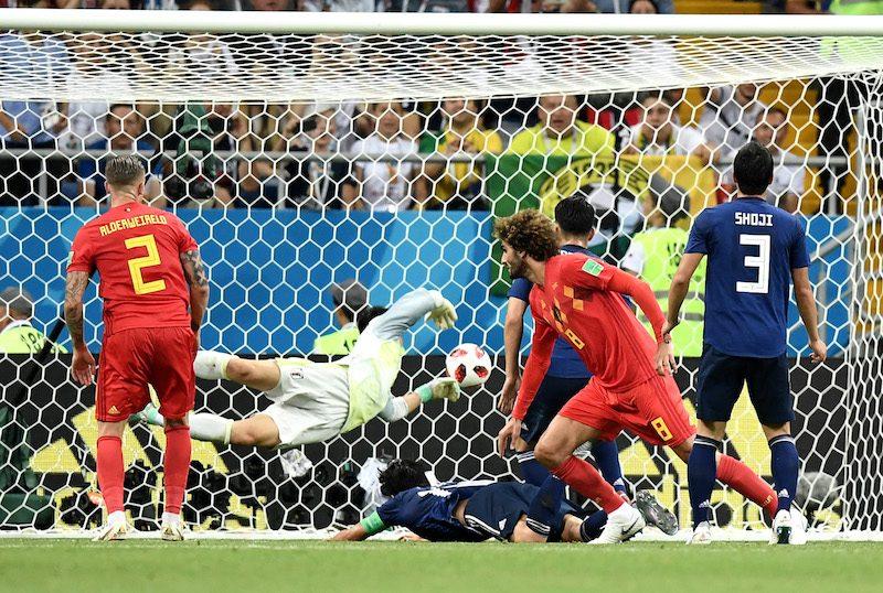 日本 ベスト16の壁超えられず ベルギーに2点先行も悪夢の逆転負け
