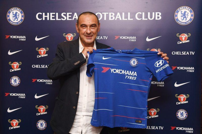 チェルシー、サッリ新監督の就任を発表「楽しめるフットボールを」