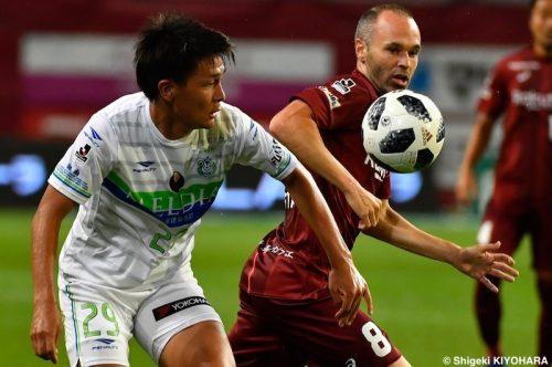 J1 20180722 Kobe vs Shonan Kiyohara18