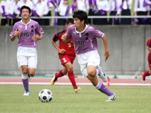 ●偉大なOBを超えられるか…心に残る攻撃サッカーで全国制覇を(藤枝東)