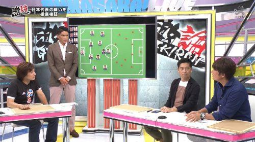 """【スカサカ!ライブ】識者が言及する""""らしさ""""とは…日本サッカーの方向性を考える"""