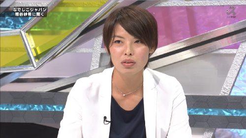 【スカサカ!ライブ】なでしこ主将・熊谷紗希が語る「世界で勝つには世界を経験するしかない」