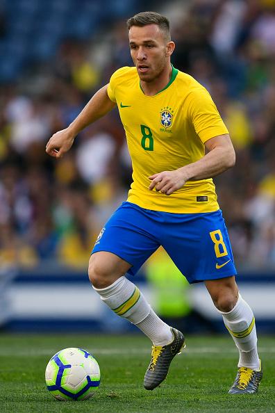 アルトゥール(ブラジル代表)のプロフィール画像