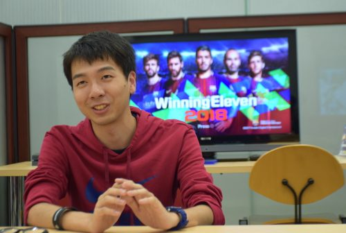 【インタビュー連載①】ウイイレ日本代表SOFIA選手 その素顔に迫る
