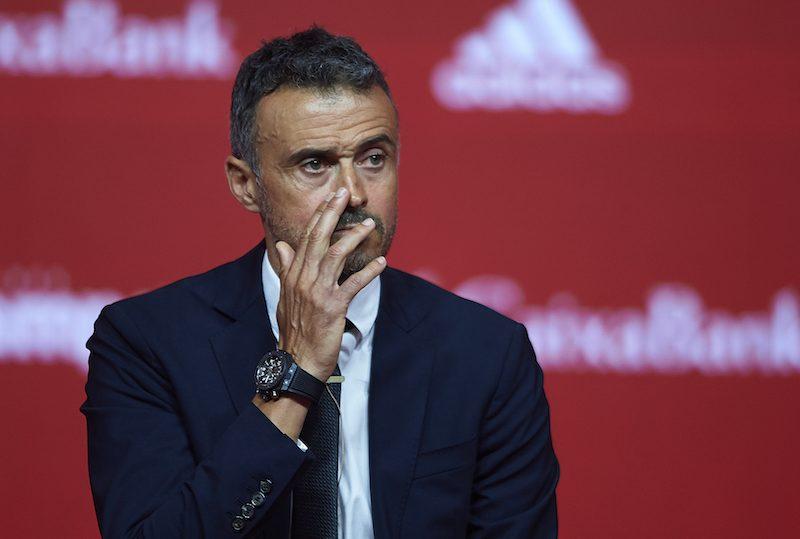 【コラム】スペイン代表再建へ…ルイス・エンリケ新監督にかかる期待と疑念