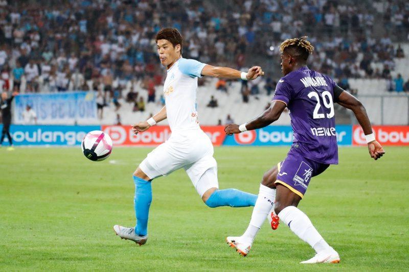 マルセイユ、リーグ・アン開幕戦で4発快勝…酒井宏樹はフル出場