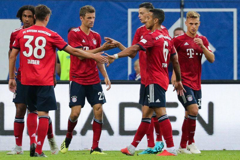 バイエルン、ドイツ杯初戦前2試合で9得点…HSV撃破に指揮官は満足