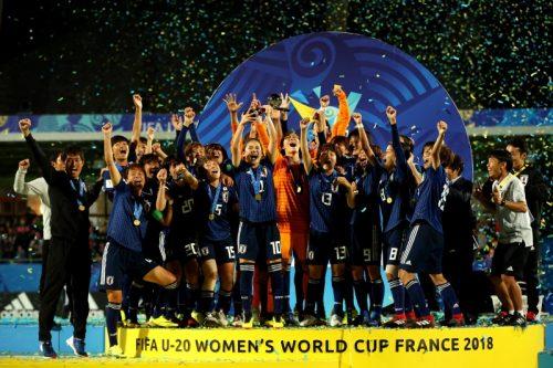 【試合結果】ヤングなでしこ、スペイン下しU20W杯初優勝! FIFA史上初の快挙達成