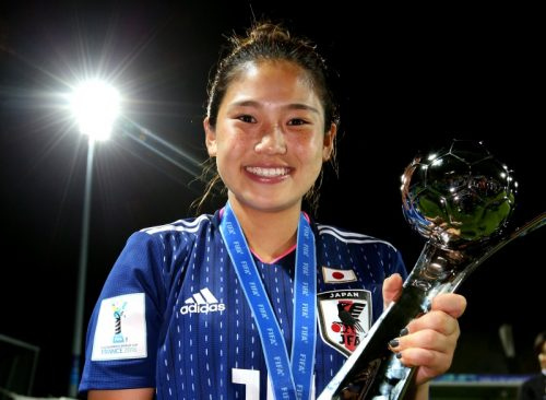 【コメント】「W杯決勝でリベンジできて嬉しい」…長野風花がU20W杯制覇の喜びを語る