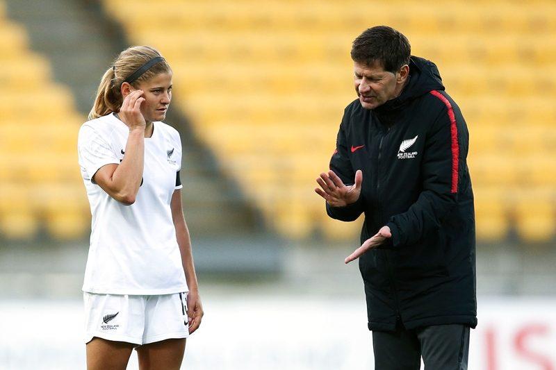 サッカーニュージーランド女子代表