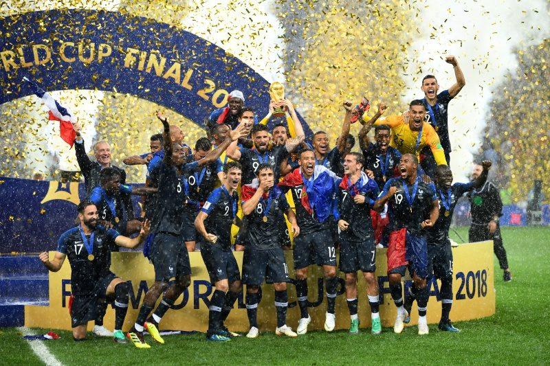 """""""世界王者""""フランス、代表メンバー23名を発表…W杯から1名のみの変更"""