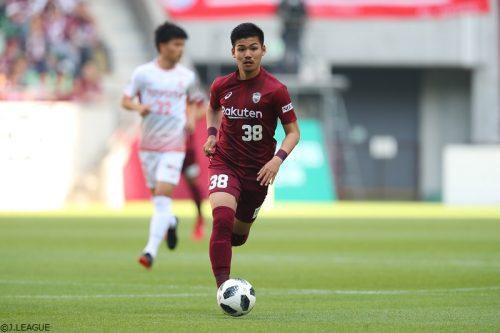 ●神戸MF佐々木、ブラジルの名門パルメイラスに期限付き移籍へ…16日にも正式発表