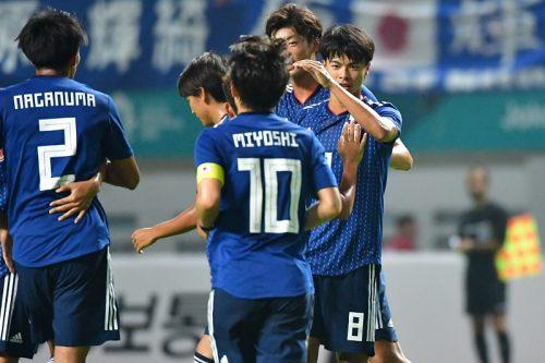 【試合結果】森保監督率いるU-21日本代表、ネパール下しアジア大会白星発進! 三笘が決勝弾