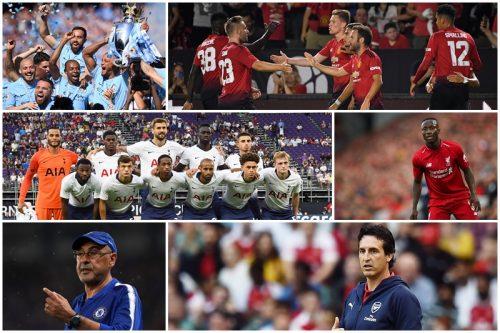 プレミアリーグ 18-19シーズン大展望!…昨季王者のシティを止められるチームはどこだ!?