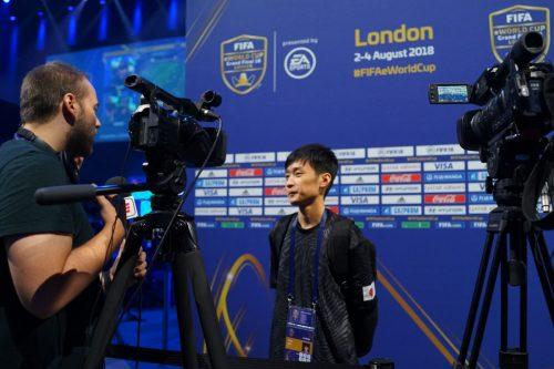 FIFA eW杯日本代表18歳ナスリ選手は大会初勝利、決勝T進出に望み