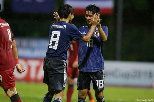 """チームを救う大活躍! メンバーに""""滑り込んだ""""荒木遼太郎が示した成長/AFC U-16選手権"""