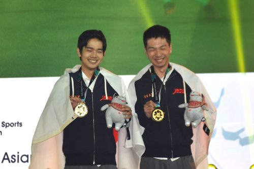 ●ウイイレ日本代表がアジア大会制覇! 激闘を制して金メダルに輝く