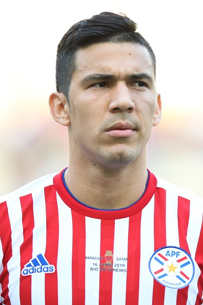 ファビアン・バルブエナ(パラグアイ代表)のプロフィール画像