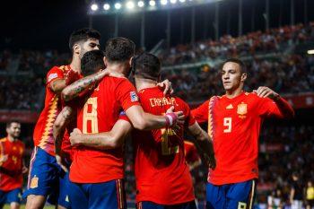 スペイン代表