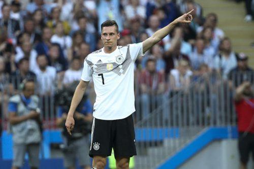 ●ドイツ代表MFドラクスラー、名誉挽回に燃える「僕たちは追う立場」