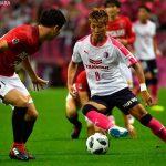 J1 20180901 Urawa vs COsaka Kiyohara4