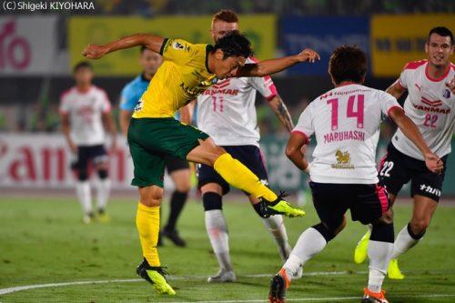 J1 20180922 Shonan vs COsaka Kiyohara11