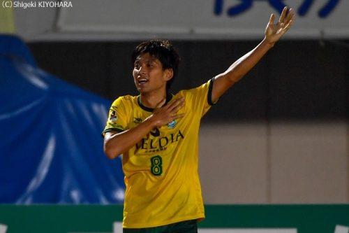 J1 20180922 Shonan vs COsaka Kiyohara18