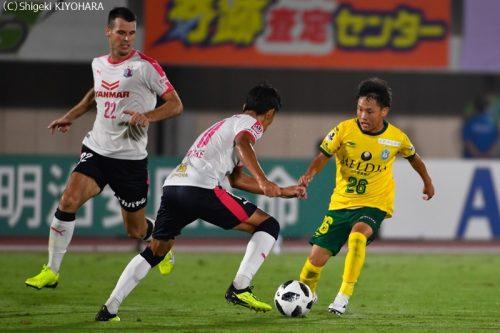 J1 20180922 Shonan vs COsaka Kiyohara19