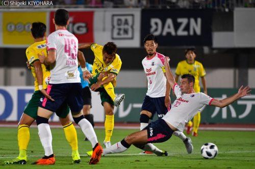 J1 20180922 Shonan vs COsaka Kiyohara8