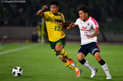 J1 20180922 Shonan vs COsaka Kiyohara9