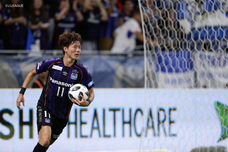 G大阪、首位広島にホームで勝利...