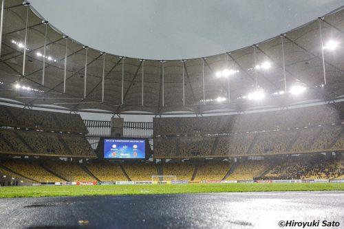 想定外の雷雨順延…世界への切符掴むため問われる日本の「対応力」/AFC U-16選手権