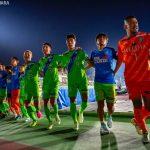 YBC Levain 貅匁アコ蜍・nd 20181014 Shonan vs Kashiwa Kiyohara34(s)