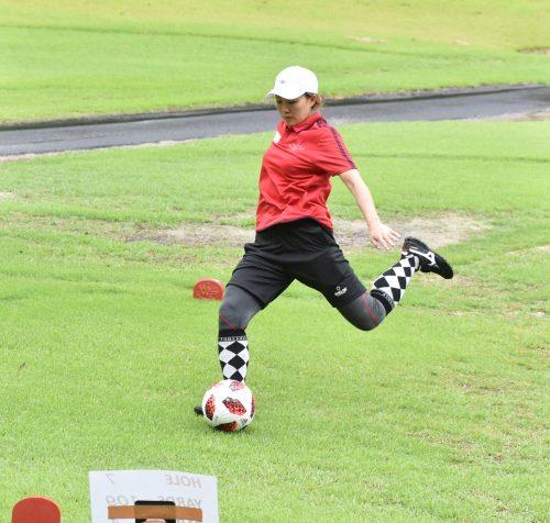 ●元なでしこの丸山桂里奈がフットゴルフ日本代表に選出…12月開催のW杯に出場