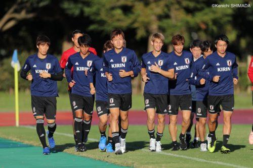 ●日本代表背番号一覧