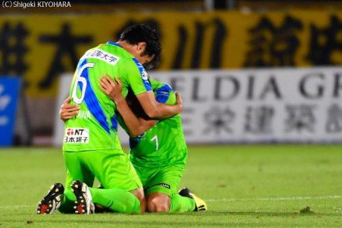 YBC Levain 貅匁アコ蜍・nd 20181014 Shonan vs Kashiwa Kiyohara28(s)