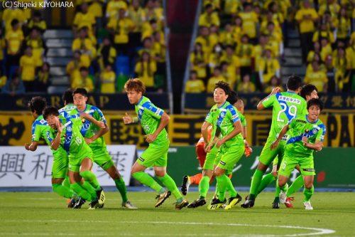 YBC Levain 貅匁アコ蜍・nd 20181014 Shonan vs Kashiwa Kiyohara5(s)