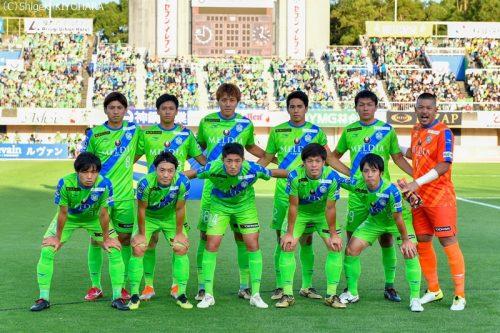 YBC Levain 貅匁アコ蜍・nd 20181014 Shonan vs Kashiwa Kiyohara40(s)