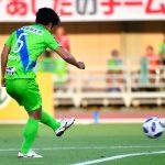 YBC Levain 貅匁アコ蜍・nd 20181014 Shonan vs Kashiwa Kiyohara2(s)