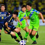 YBC Levain 貅匁アコ蜍・nd 20181014 Shonan vs Kashiwa Kiyohara6(s)