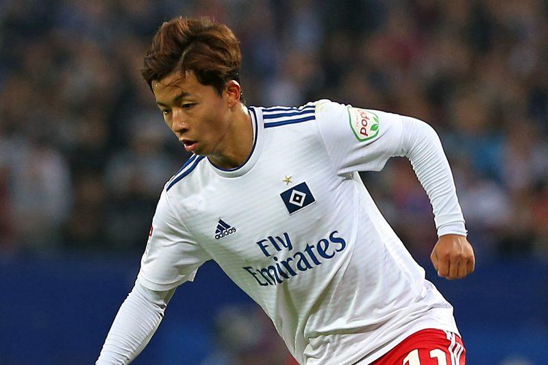 7試合出場で無得点…HSV幹部、伊藤達哉への期待語る「時間を与え続ける」