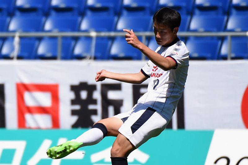 C大阪、U18所属DF瀬古歩夢をプロ...