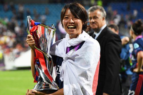 ●熊谷紗希、女子バロンドール候補に選出! 15名中7選手がリヨン所属