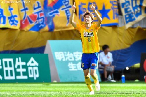 J1 20181007 Sendai vs Urawa Kiyohara11(s)