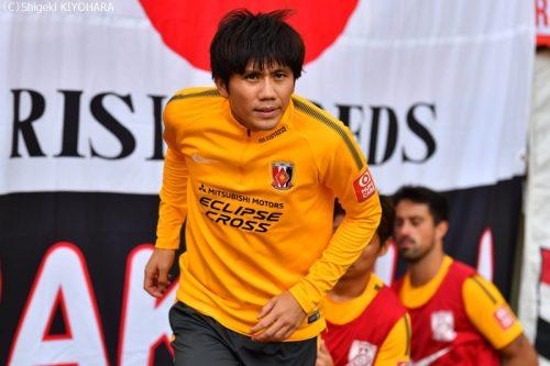 J1 20181007 Sendai vs Urawa Kiyohara19(s)
