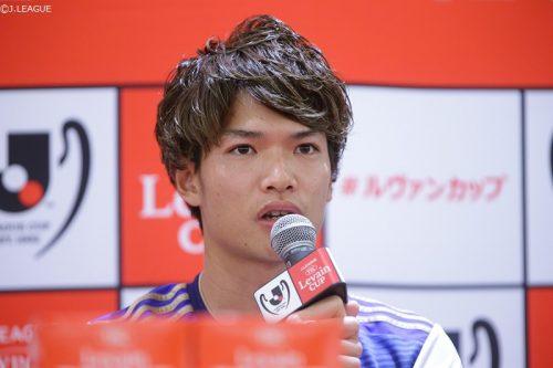 """●横浜FMの""""アタッキングフットボール""""は決勝でも不変! 扇原貴宏「勇気を持ってやりたい」"""